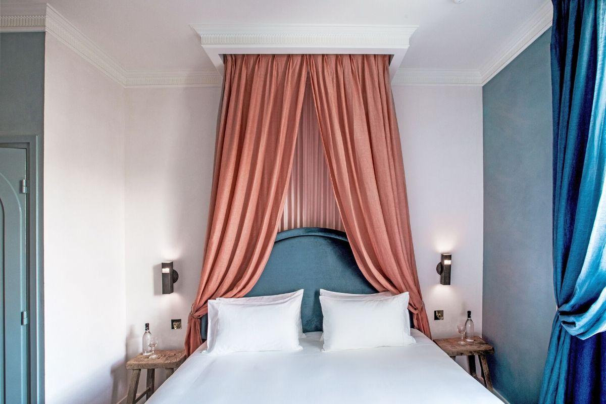 room saint fiacre hôtel des grands boulevards paris 4