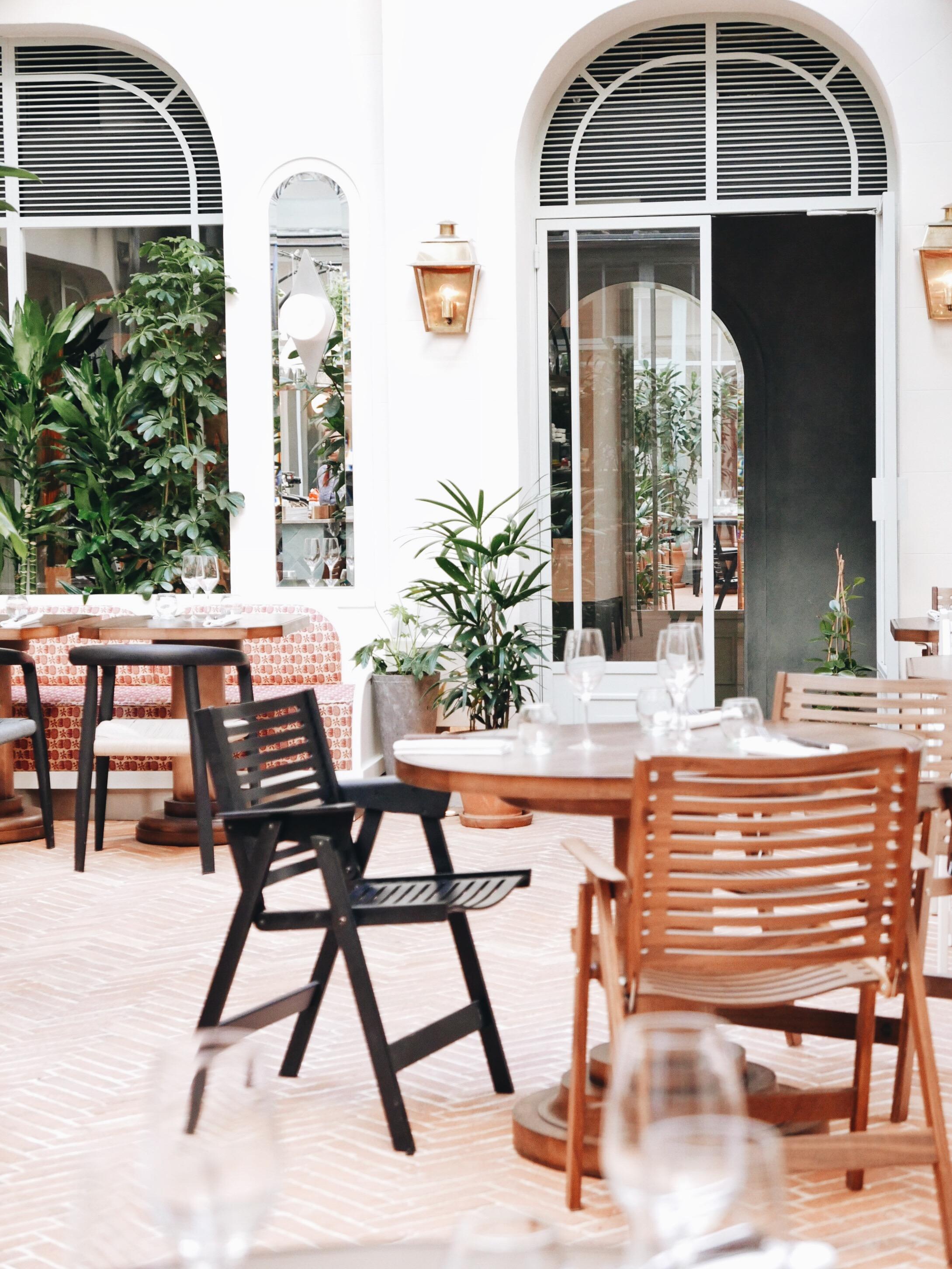 restaurant 6 hôtel des grands boulevards paris