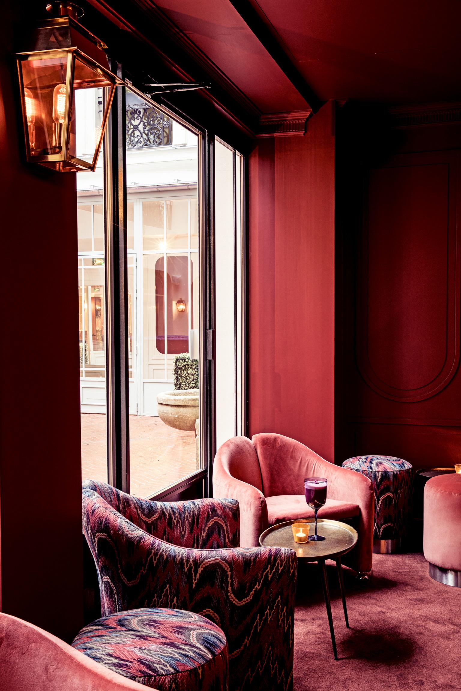 bar 3 hôtel des grands boulevards paris