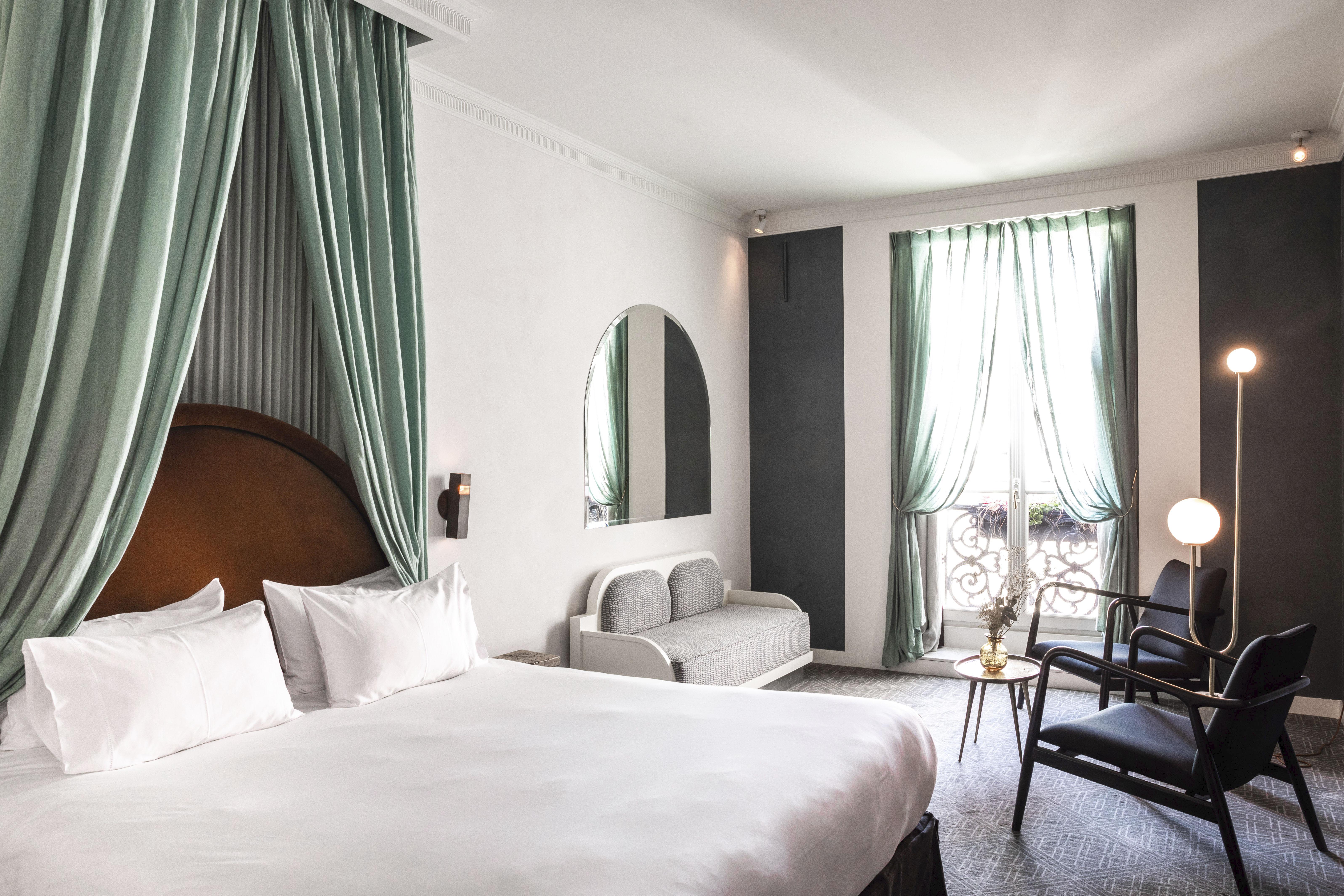 chambre 4 hôtel des grands boulevards paris