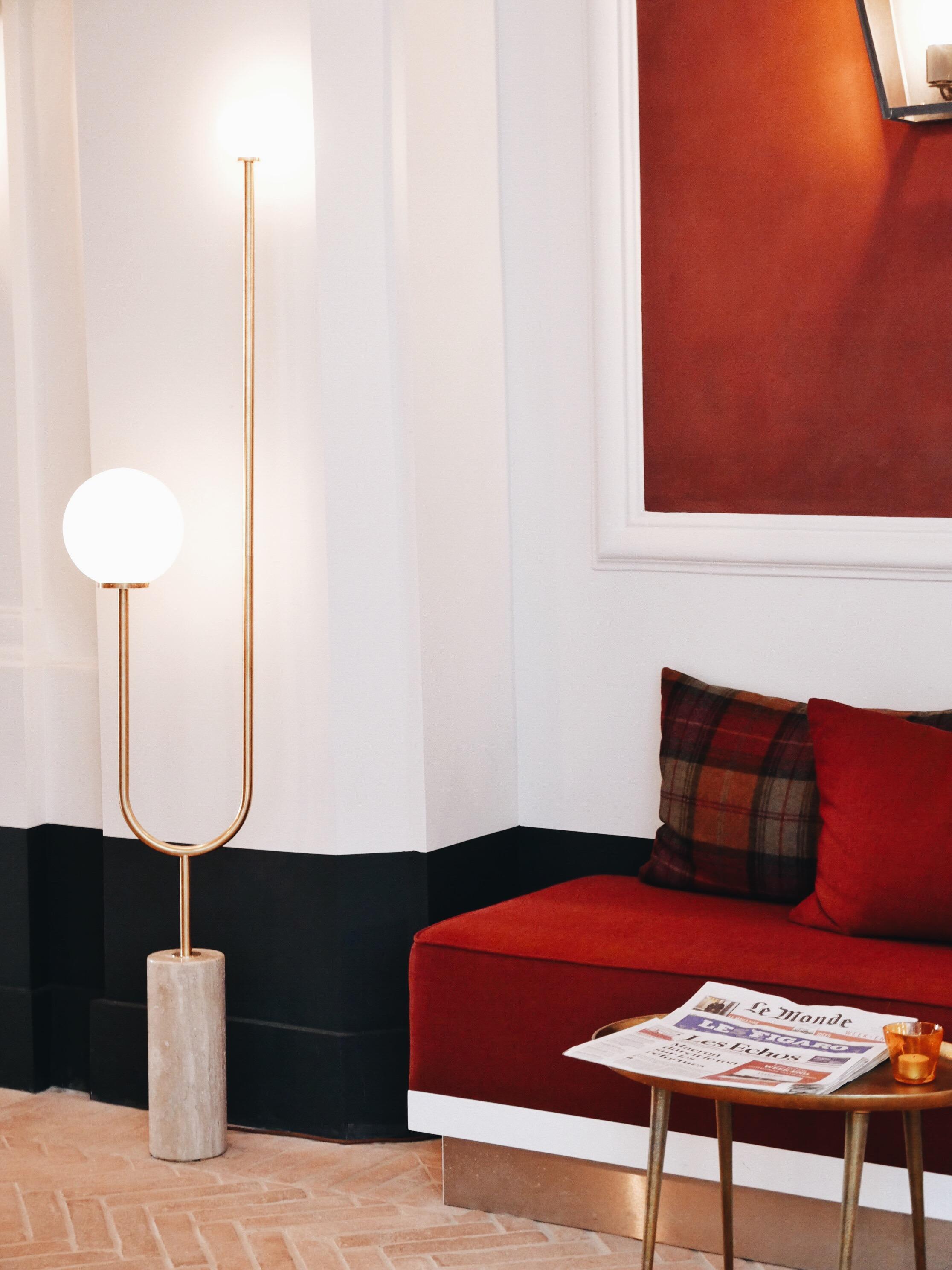 détails 2 hôtel des grands boulevards paris