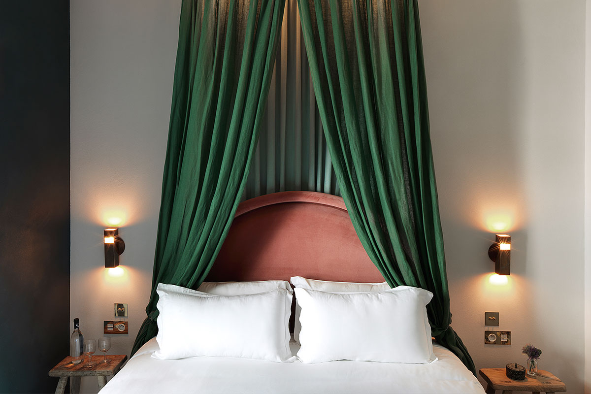 room saint fiacre hôtel des grands boulevards paris 2