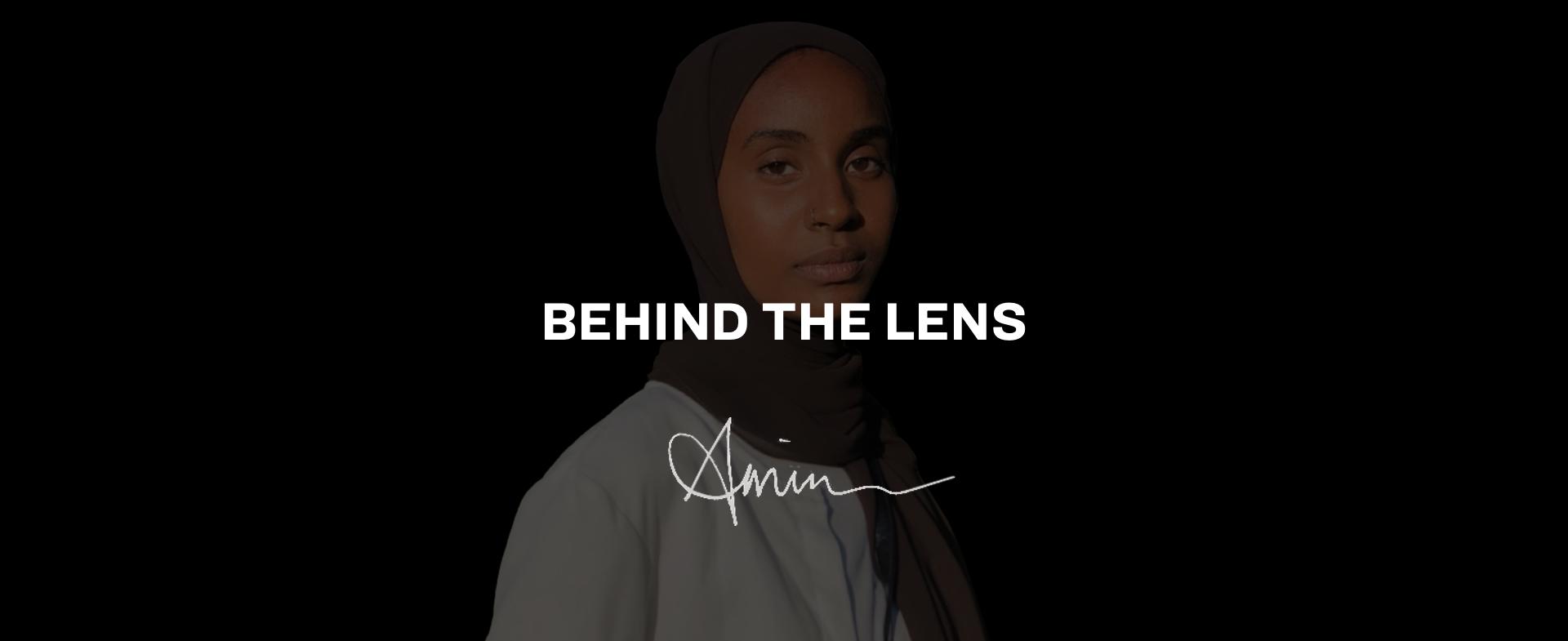 Amina Warsame: Behind the lens