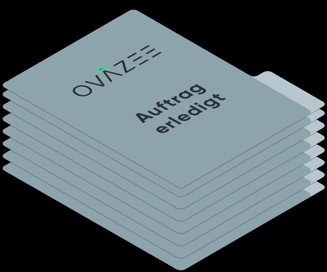 OVAZEE Ordner