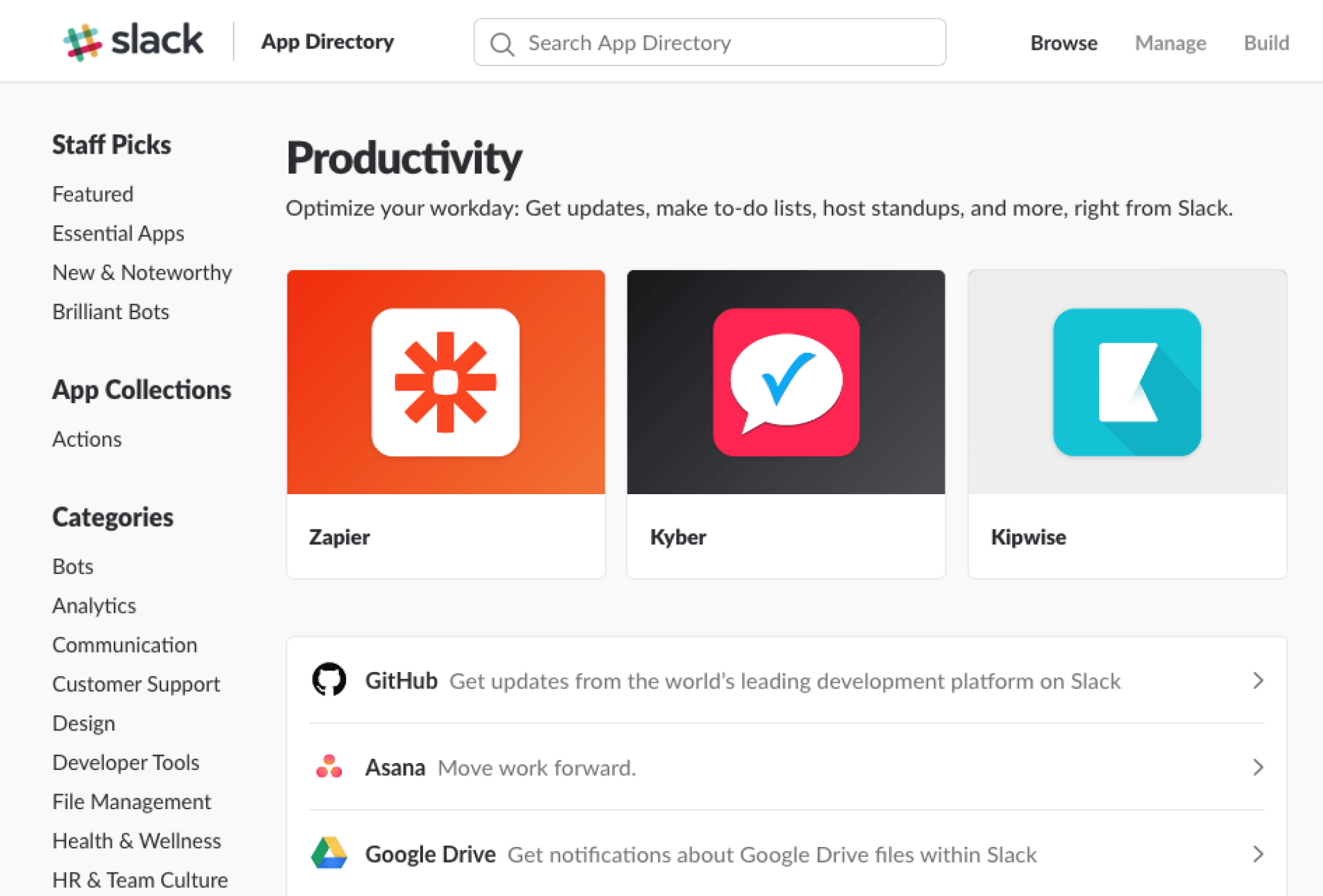 Best Slack apps for productivity