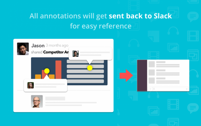 Image annotation on Slack - step 3