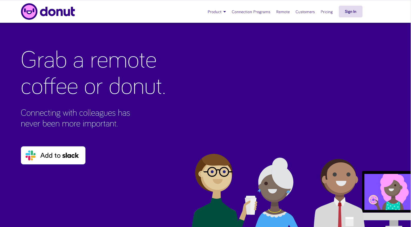 Tools for startups - Donut