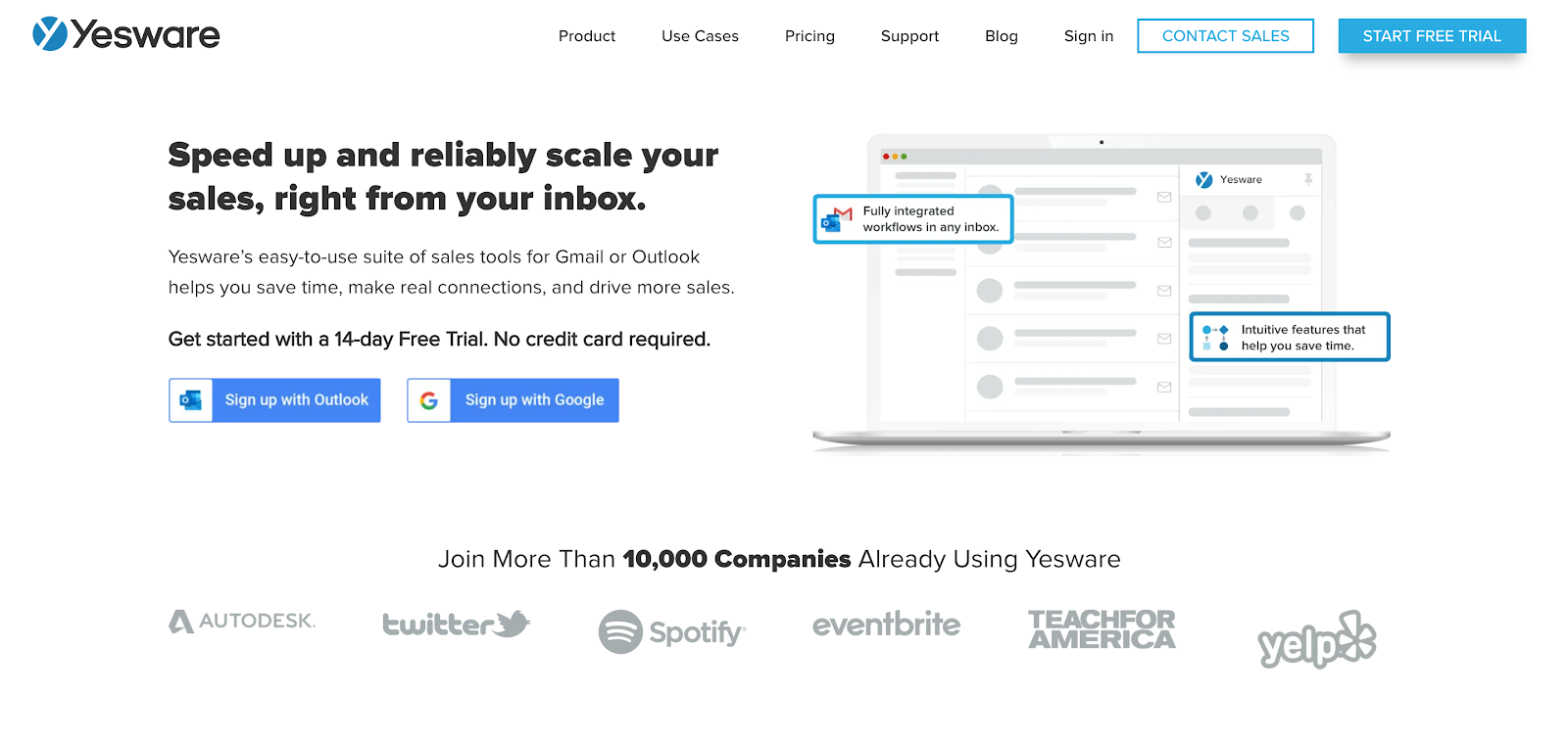 Startup Stacks - Yesware