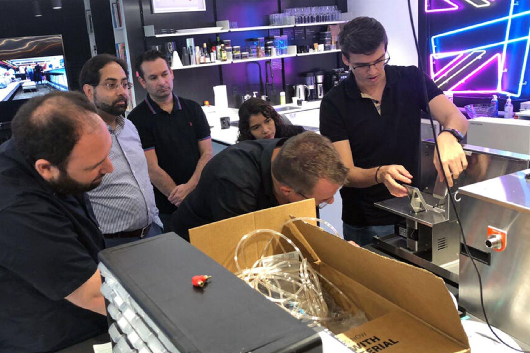 Covid-19: investigadores del MIT destacan proyecto peruano de ventiladores a bajo costo