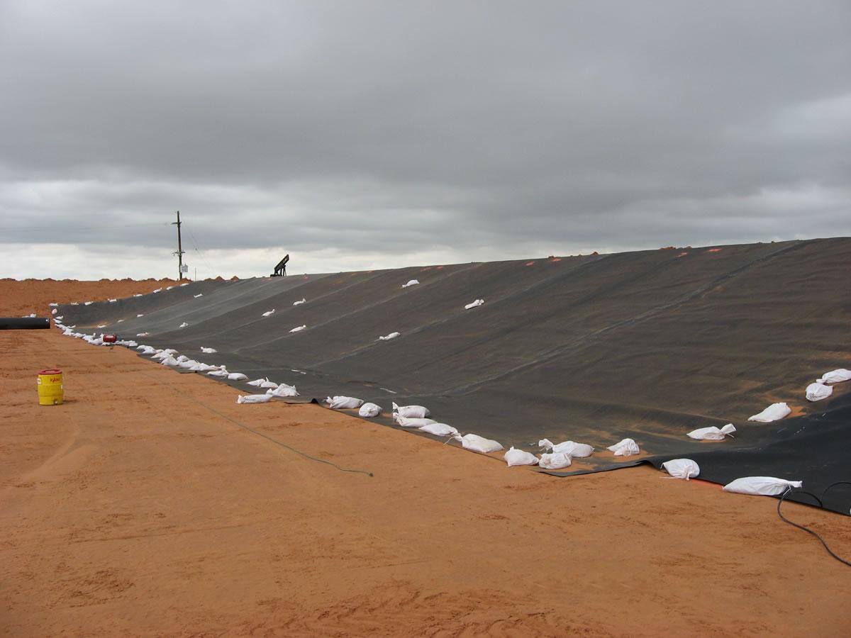 Eunice Wastewater Treatment Plant Improvements