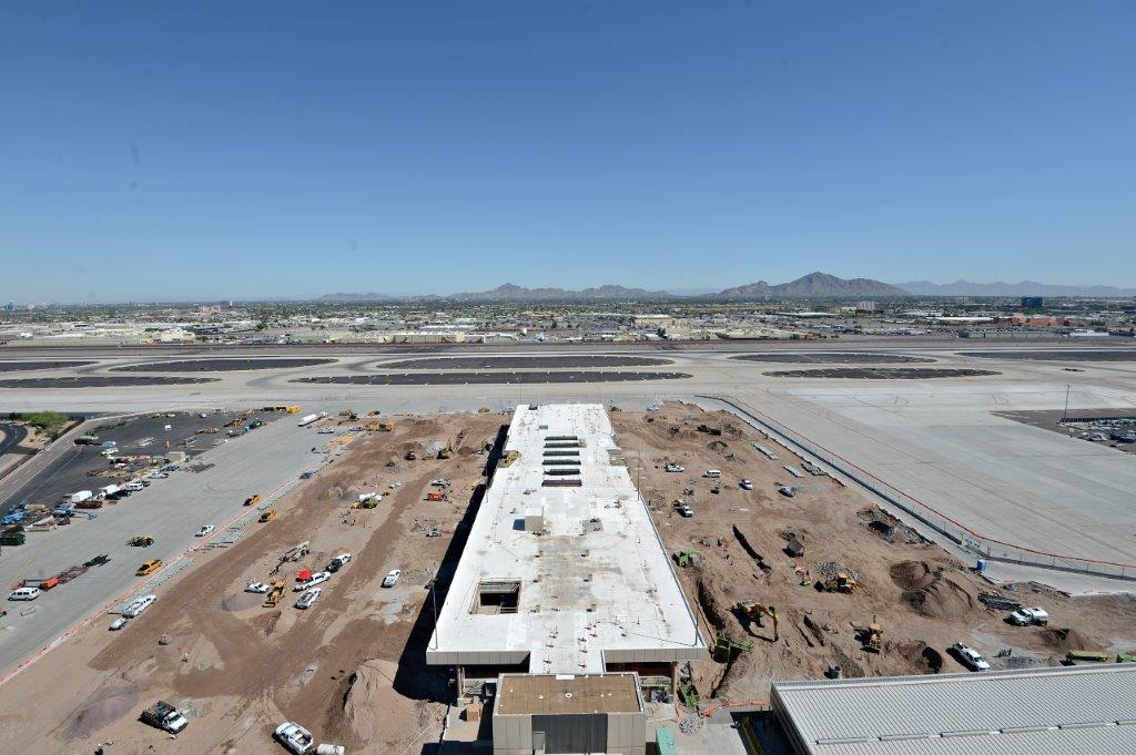 PHX Terminal 3 North Inner Apron Reconstruction Hydrant Fuel Pits