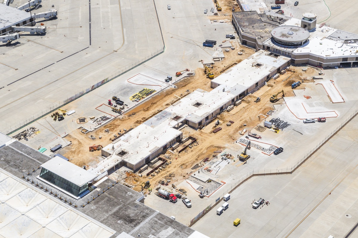MEM Concourse Modernization Hydrant Fuel System