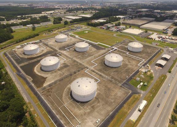 DFSP Charleston Fuel Facility Improvements