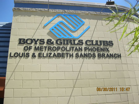 Metro Phoenix Boys and Girls Club BBQ