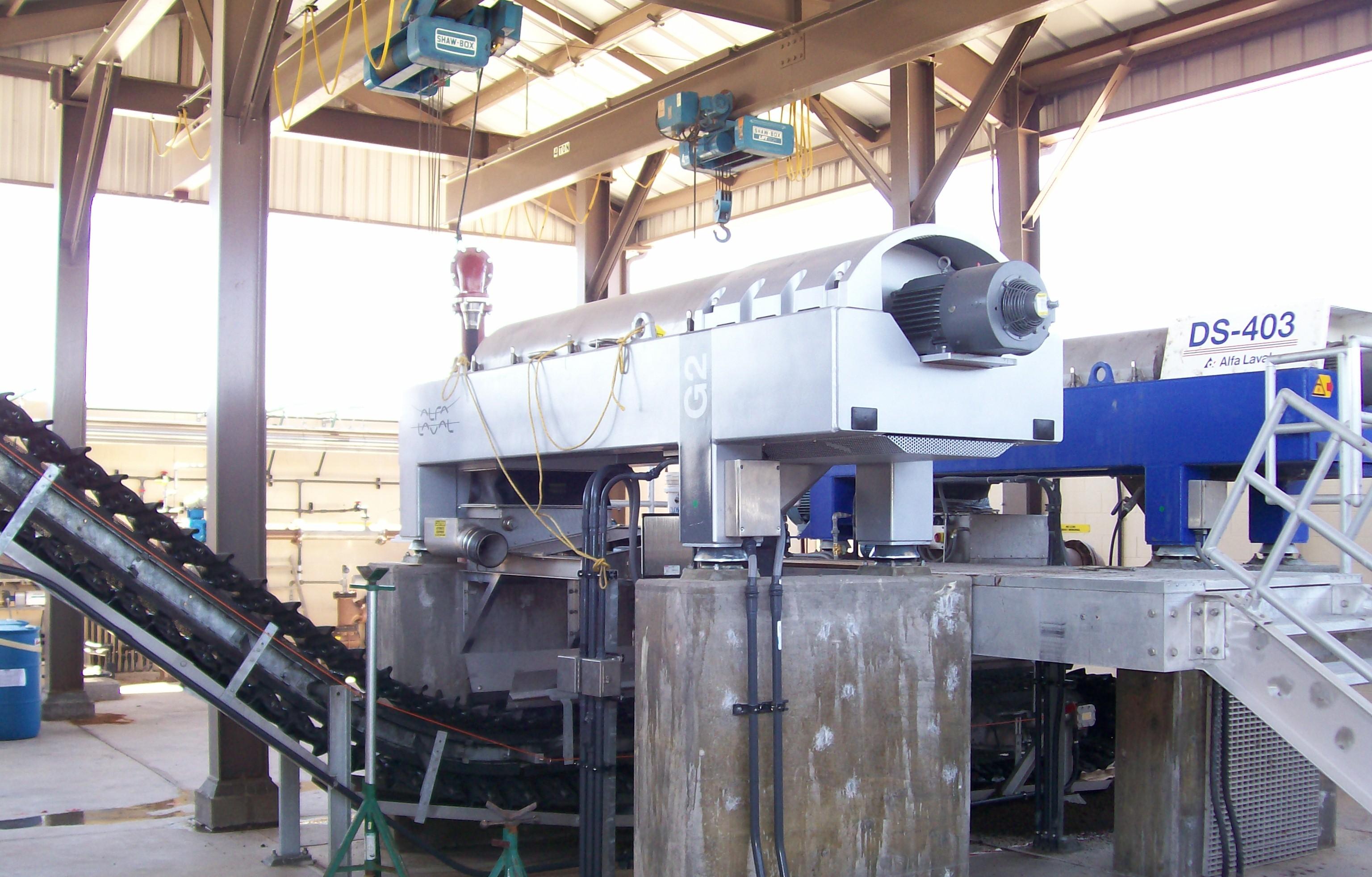 Sedona Wastewater Reclamation Plant Upgrades
