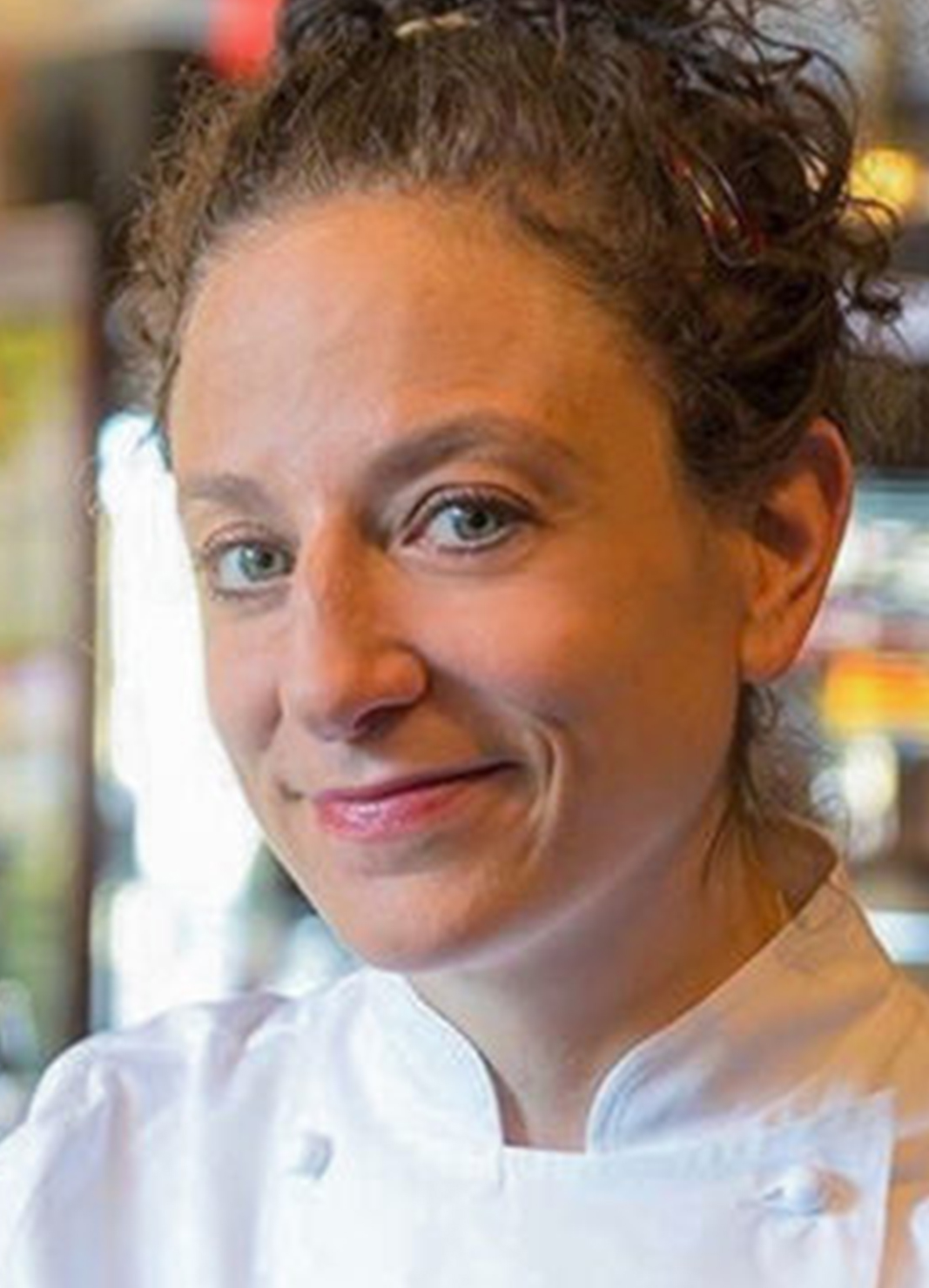 Carboy Executive Chef, Rebecca Weitzman
