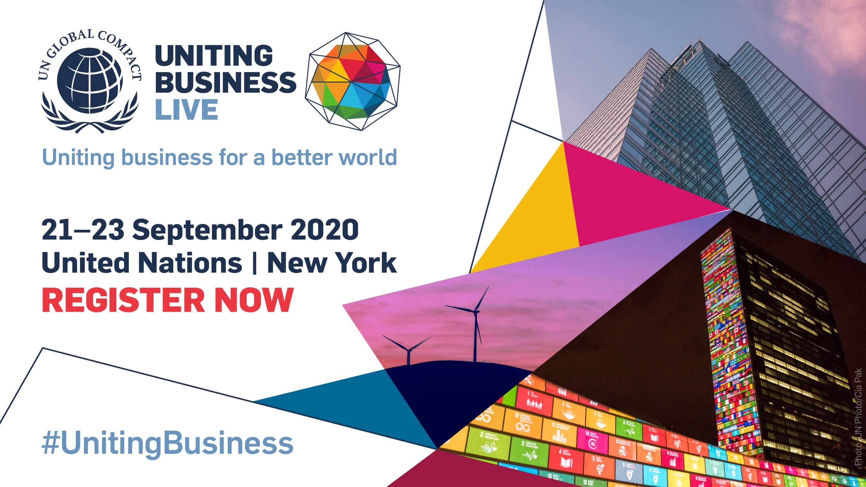 UN General Assembly: Uniting Business LIVE