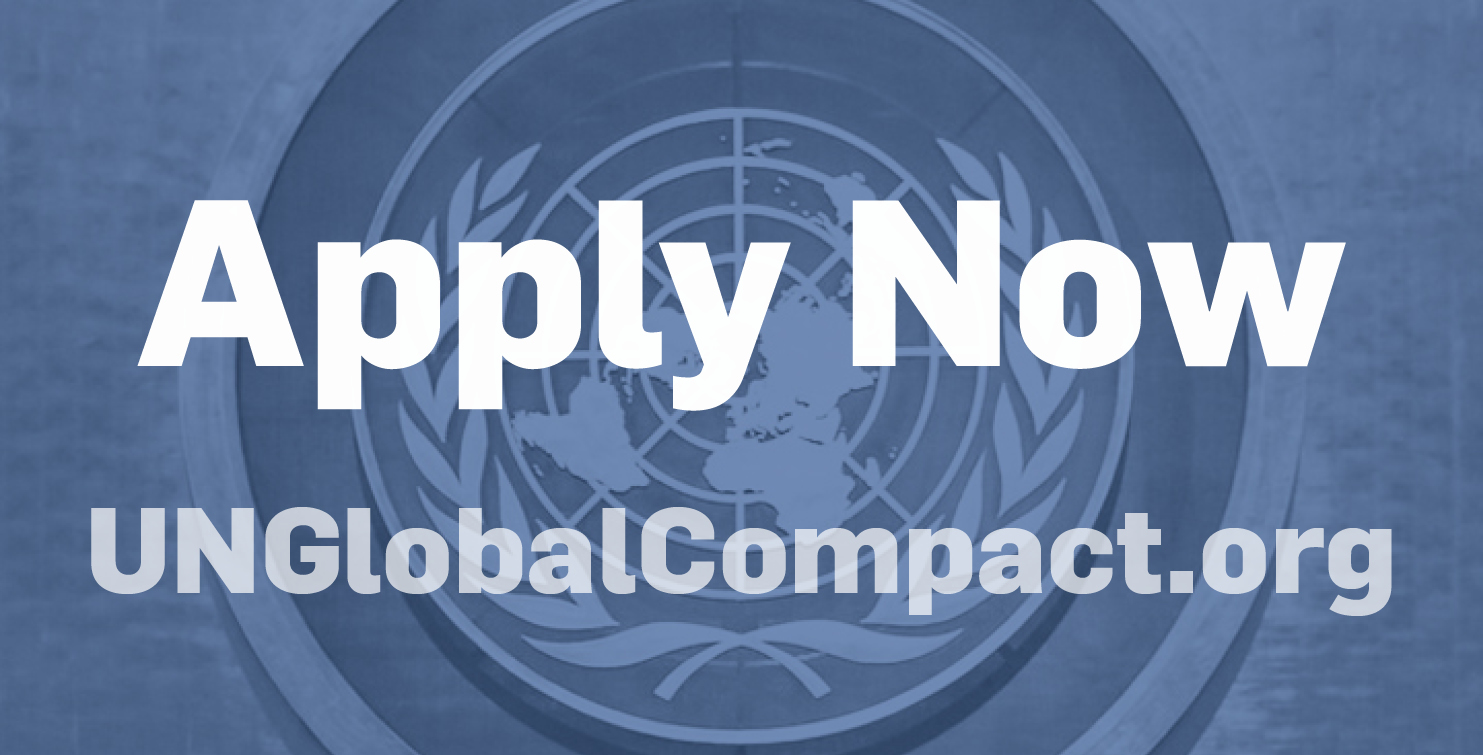 Apply Now to the UN Global Compact