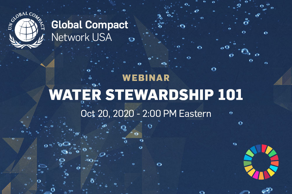 Water Stewardship 101: Why & how businesses manage risks and advance resilience