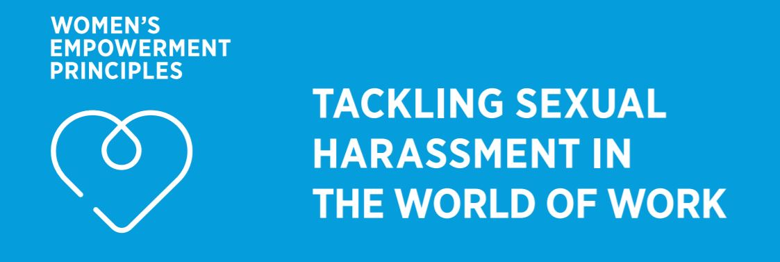 New WEPs Guidance Note on Tackling Sexual Harassment in the World of Work