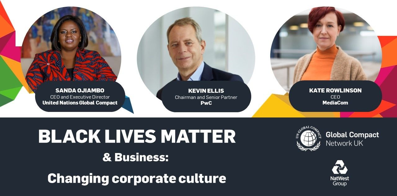BLM & Business: Changing corporate culture (Network UK)