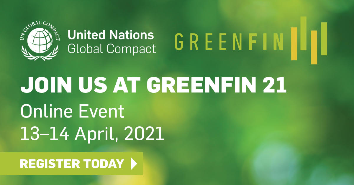 GreenFin: The Premier ESG Event Aligning the Sustainability, Finance and Investment Communities