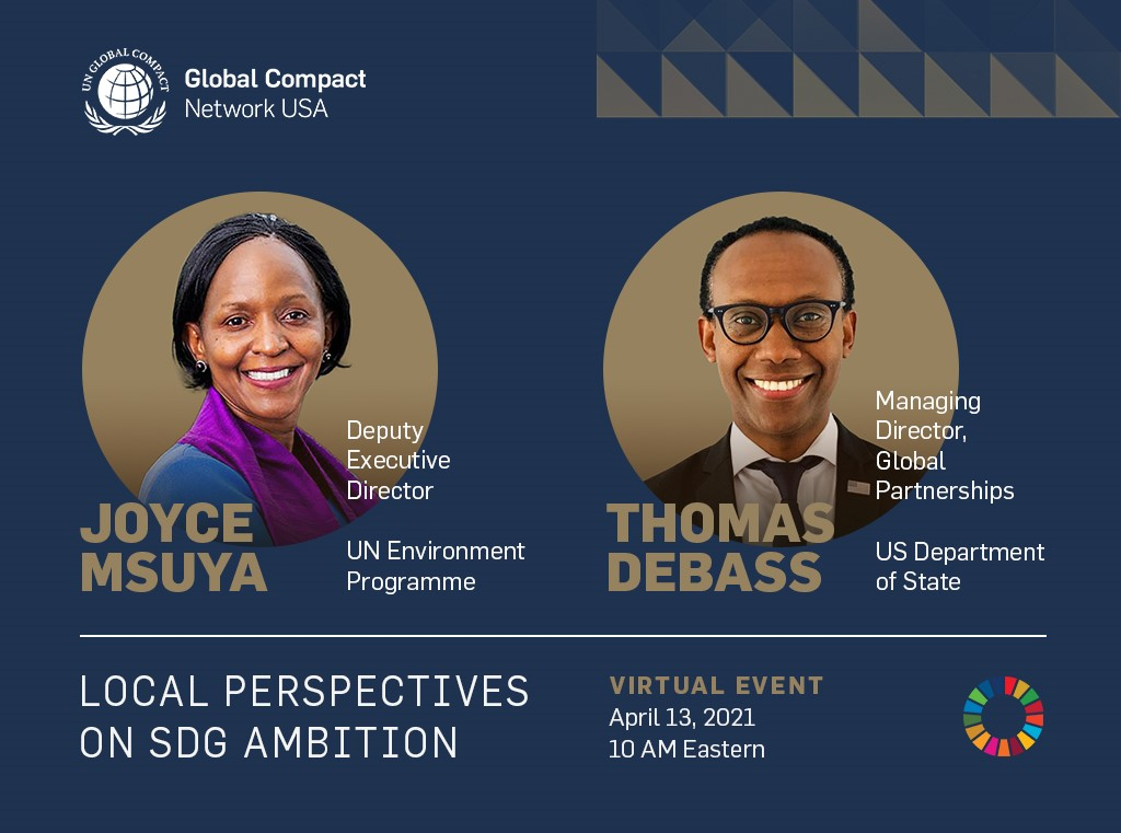 Network USA Virtual Event: Local Perspectives on SDG Ambition
