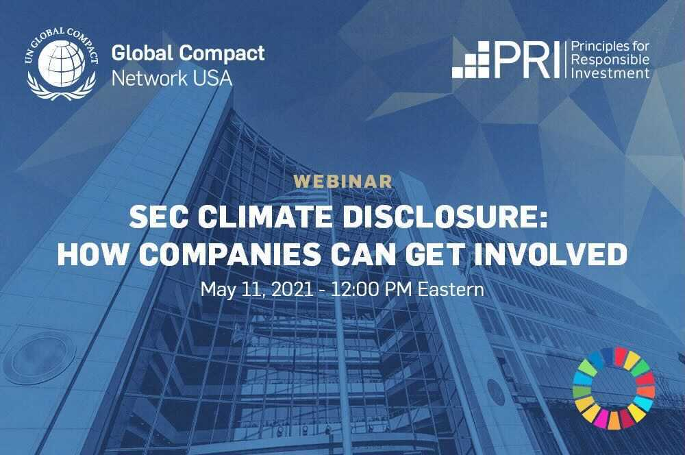 SEC Climate Disclosure: How Companies Can Get Involved