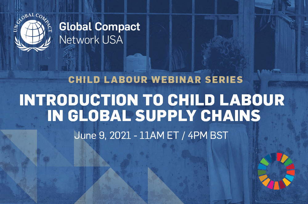 Introduction to Child Labour in Global Supply Chains