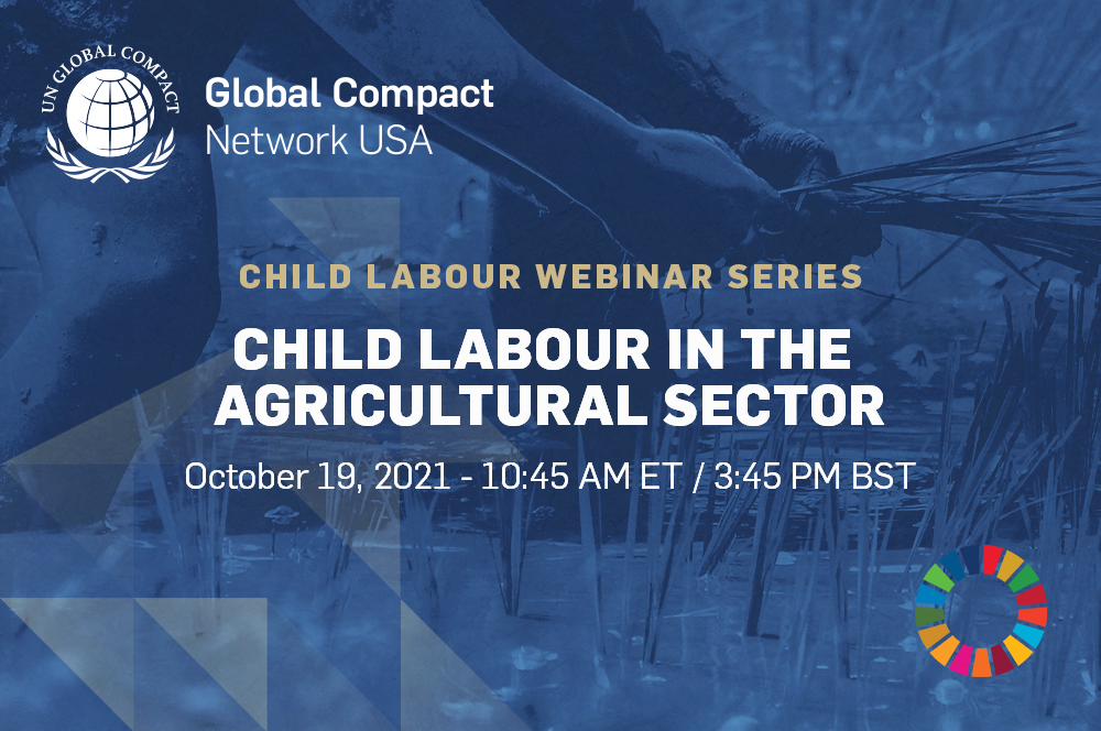 Child Labour in the Agricultural Sector