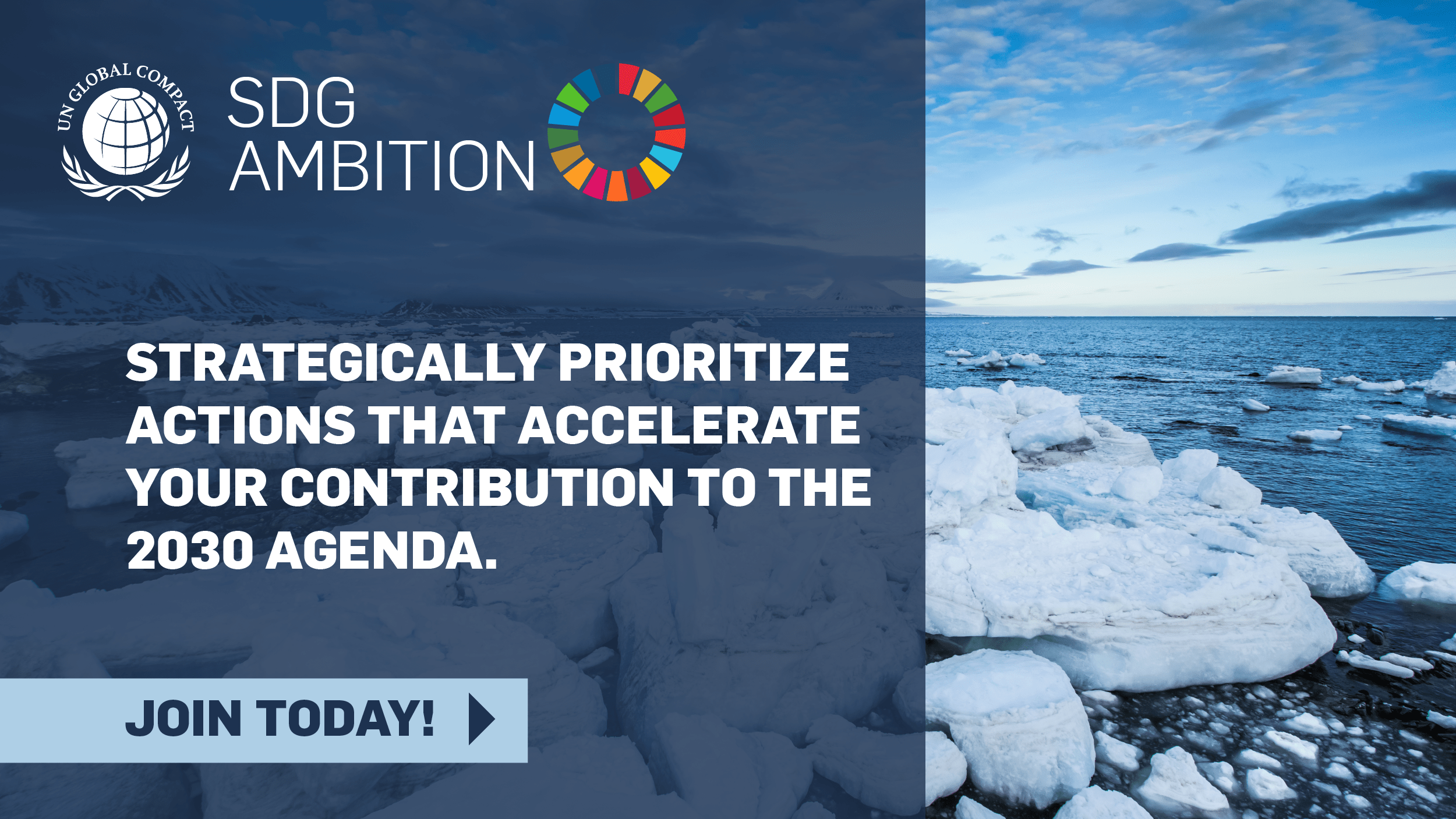 Applications Now Open:SDG Ambition Accelerator