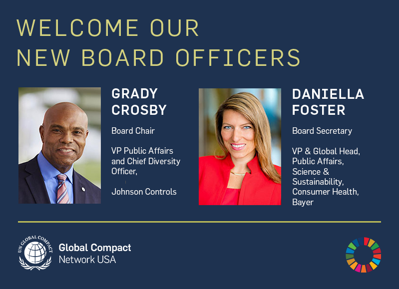 Welcome Network USA's New Board Officers