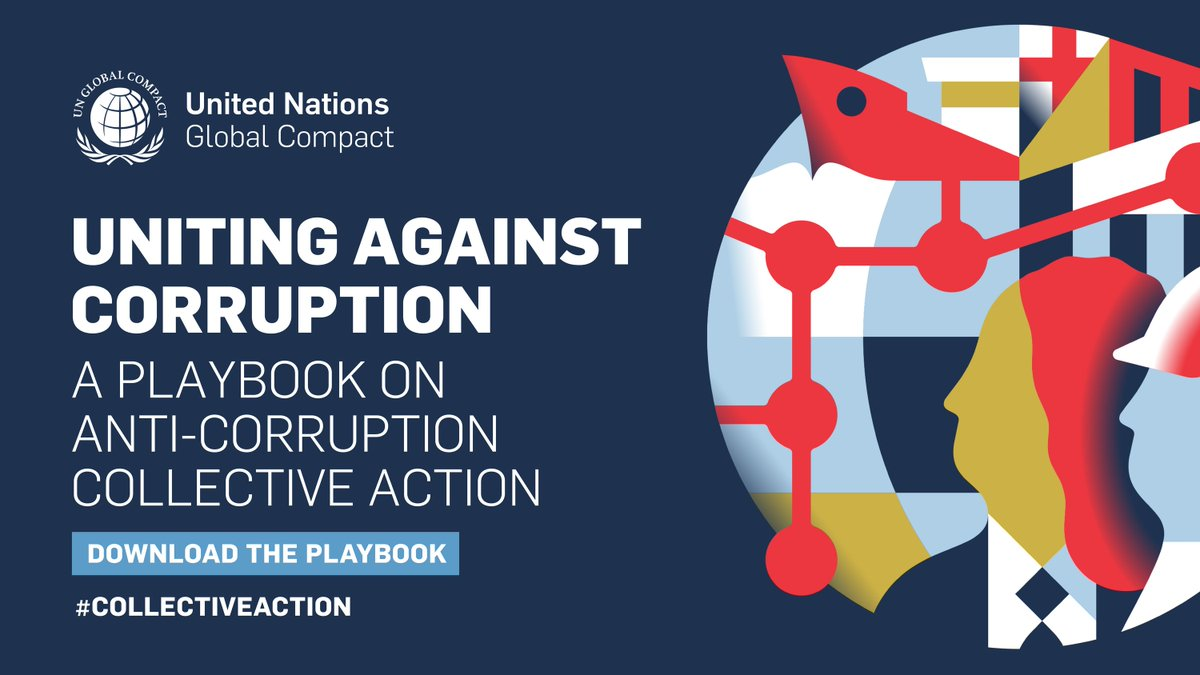 UN Global Compact releases guidance on how companies can fight corruption