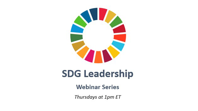SDG Pioneers 2020: The Search for the 2020 SDG Pioneer for Network USA