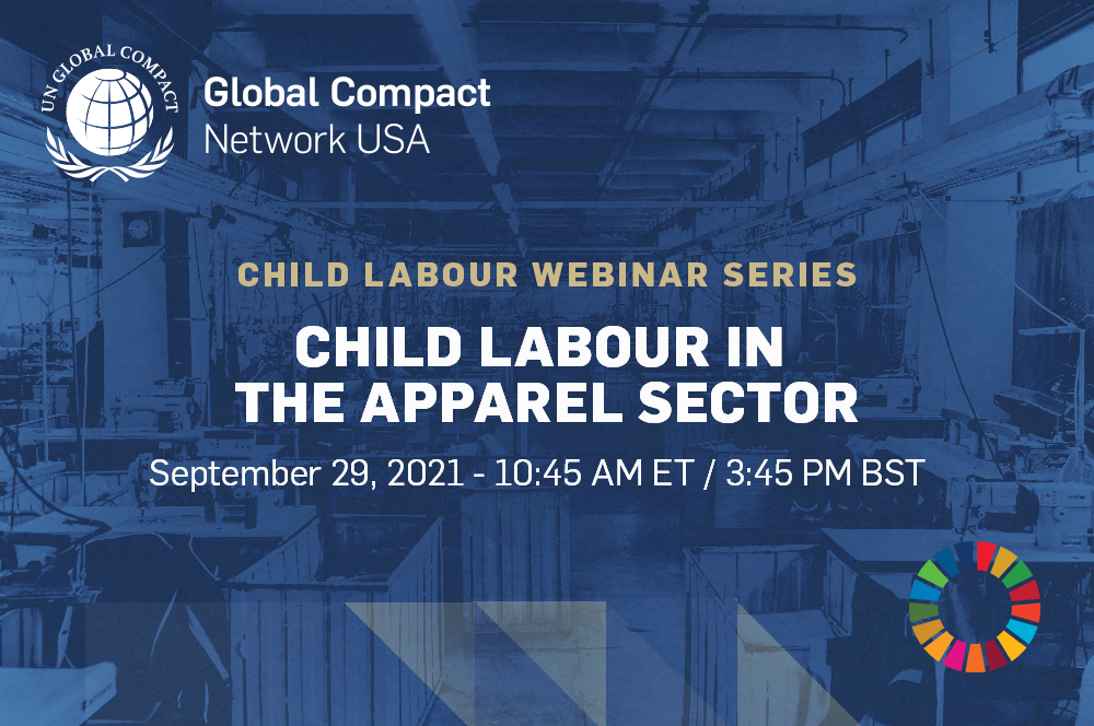 Child Labour in the Apparel Sector