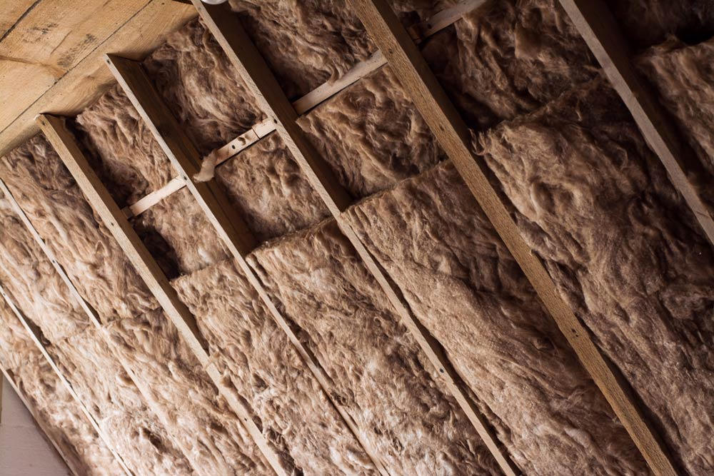 Attic insulation in Charlotte, NC
