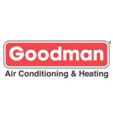 We use Goodman Air Conditioning & Heating products