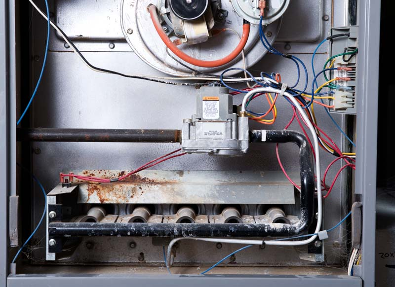 Heating maintenance in Charlotte, NC