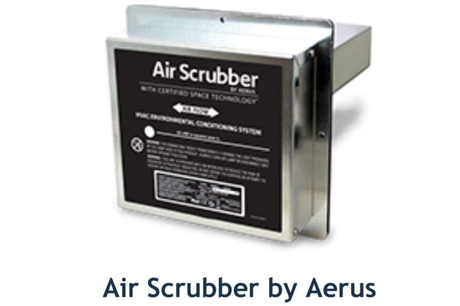 Air scrubber