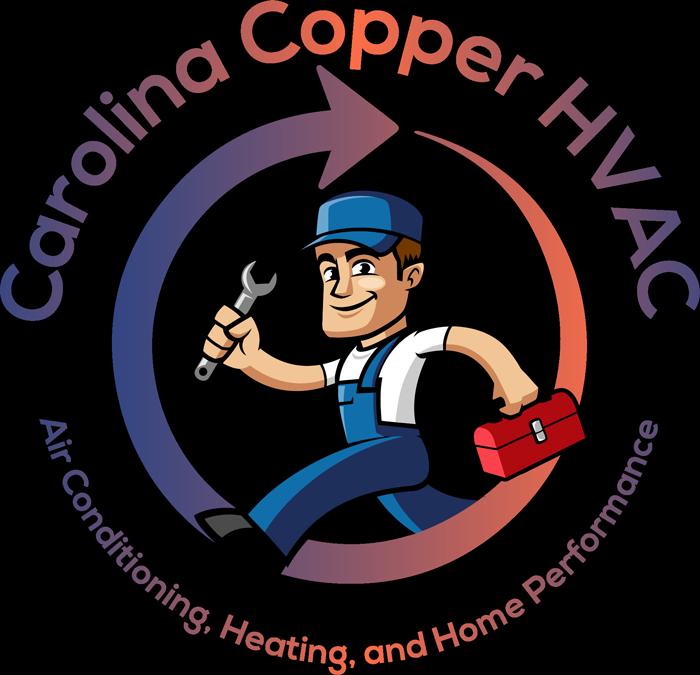 Carolina Copper HVAC logo