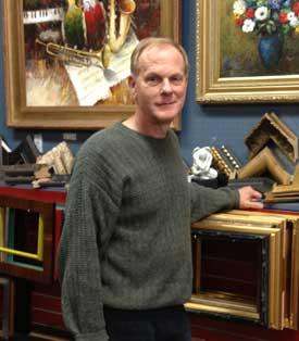 Bruce Barker - Athens Art and Frame