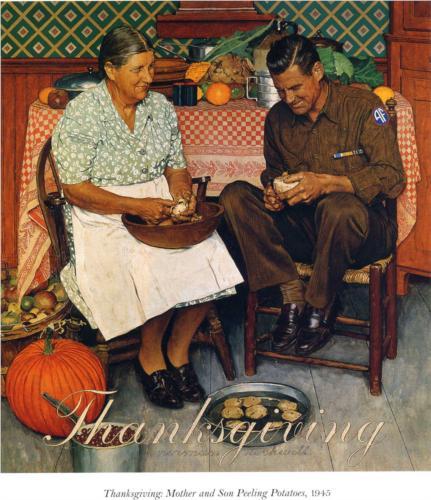 thanksgiving1945