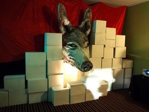 Wolf City - Bulldog Inn Art Show