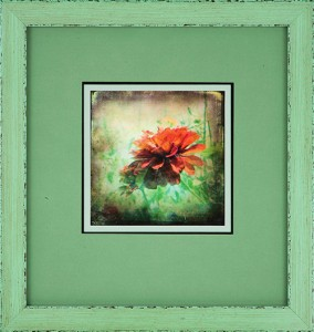 Adding color to framing - Athens Art and Frame
