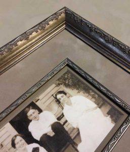 Framing Old Photos