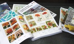Print catalogs with thousands of image - Athens Art and Frame