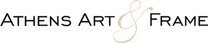 Athens Art & Frame logo
