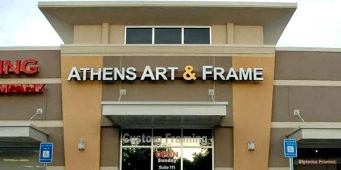 Athens Art & Frame