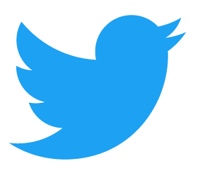 Twitter Logo with link to store twitter