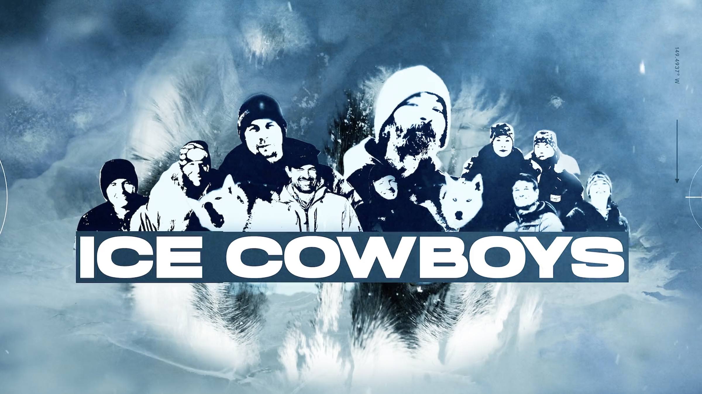 Ice Cowboys - It's a dog's world